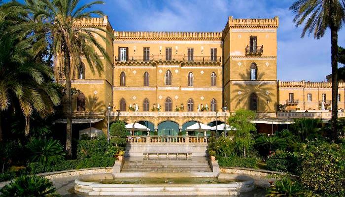 Cover Villa Igiea