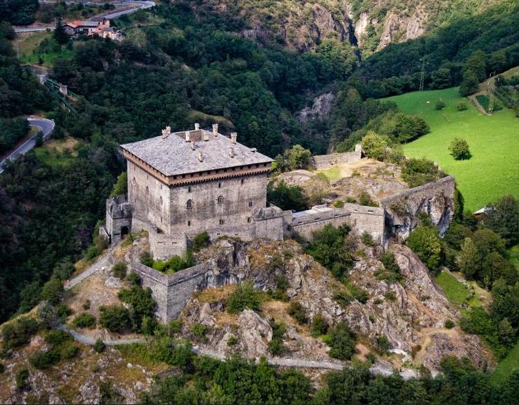 Cover Castello di Verrès