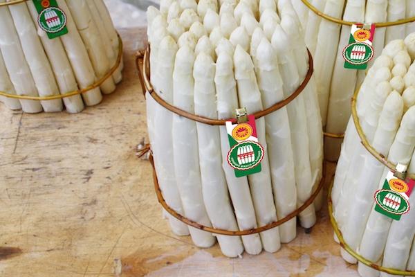 Cover Asparago Bianco di Bassano DOP