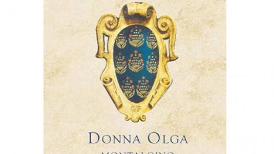 Cover Donna Olga