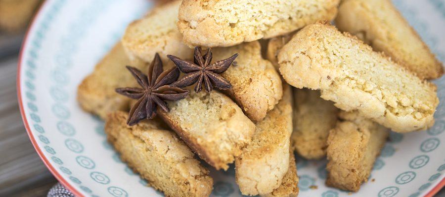 Cover Biscotti con semi di anice