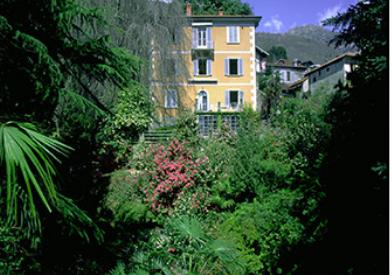 Cover Giardino di Villa Anelli