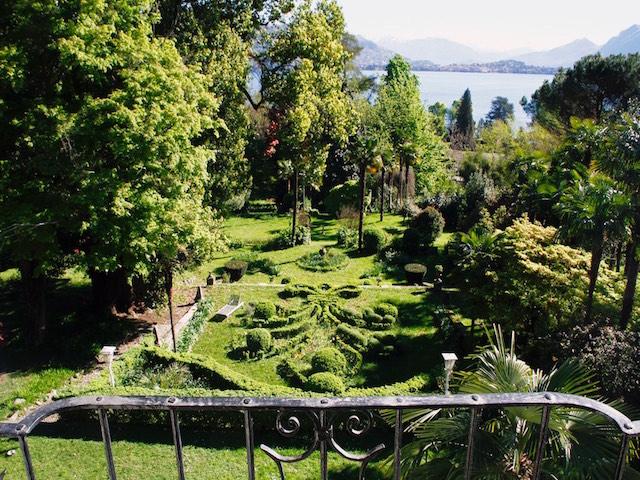 Cover Giardino di Villa Brandolini d'Adda