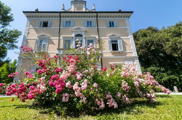 Cover Parco di Villa Chiozza