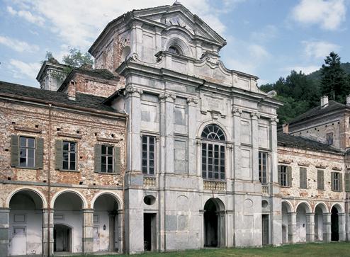 Cover Castello Reale di Casotto/Certosa Reale di Casotto
