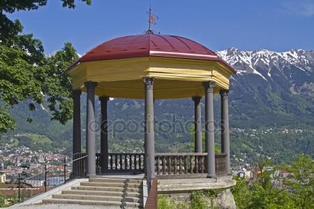 Cover Parco pubblico Muntisel, o del Mont Isel