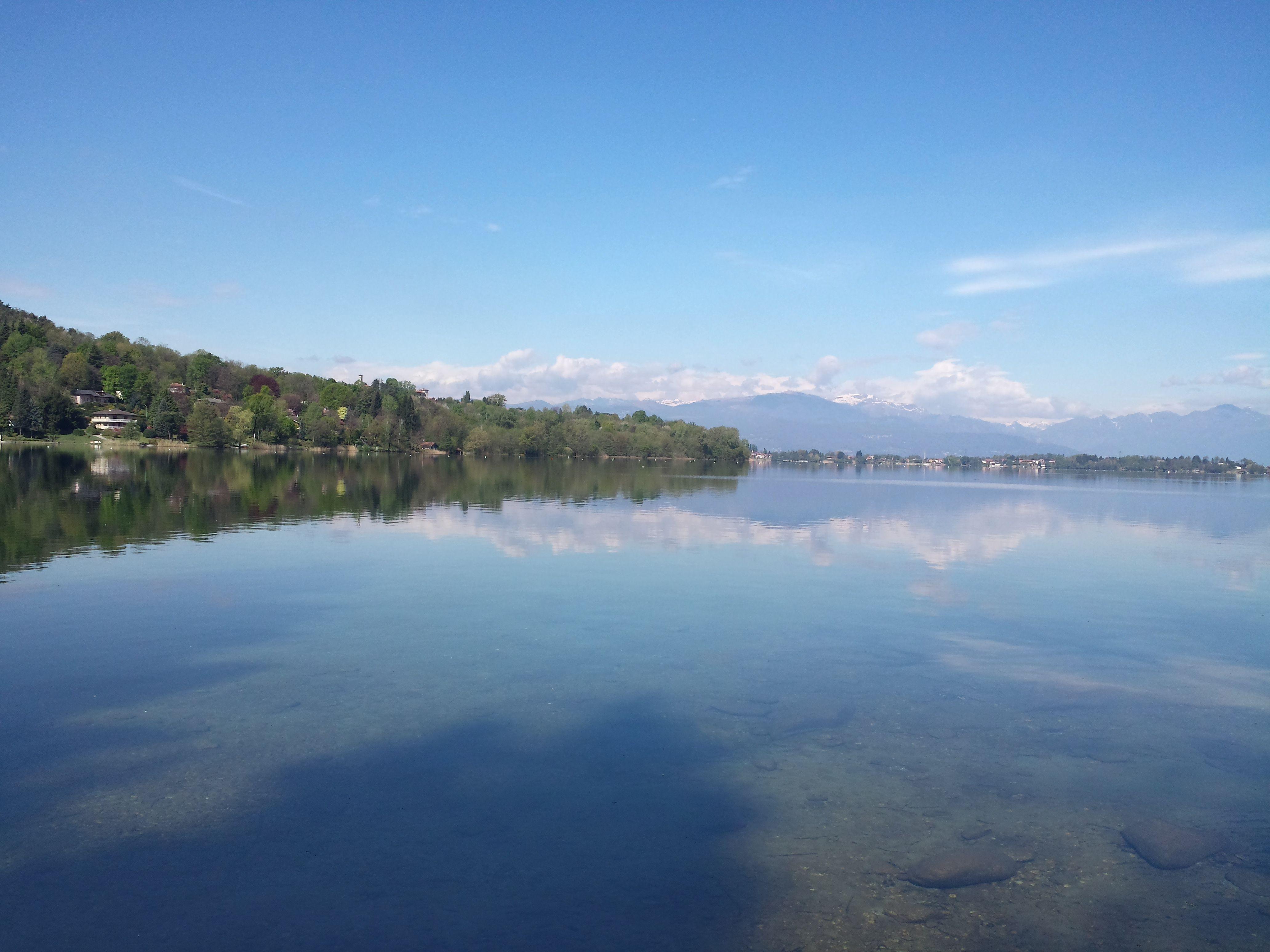 Cover Lago di Monate