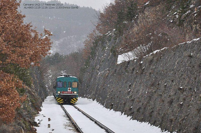 Cover Ferrovia Sulmona-Isernia