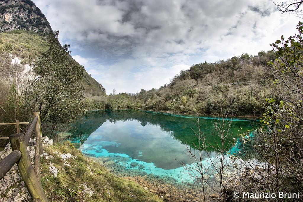 Cover Riserva Naturale Regionale del Lago di Cornino