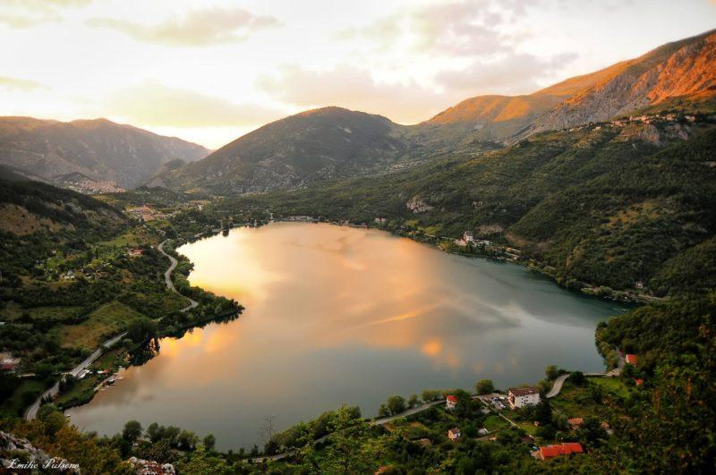 Cover Lago di Scanno
