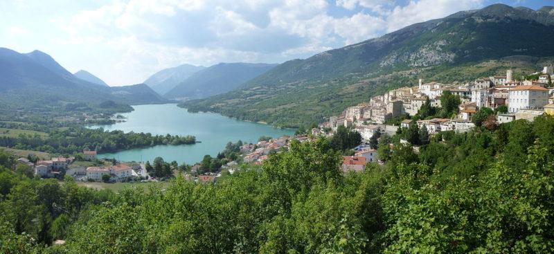 Cover Lago di Berrea