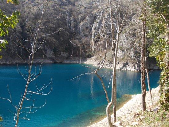 Cover La Riserva Naturale del Lago di San Domenico e Lago Pio a Villalago