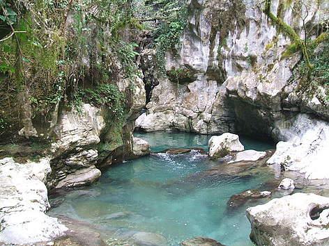 Cover Oasi Grotte del Bussento