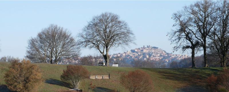 Cover Rocca Priora