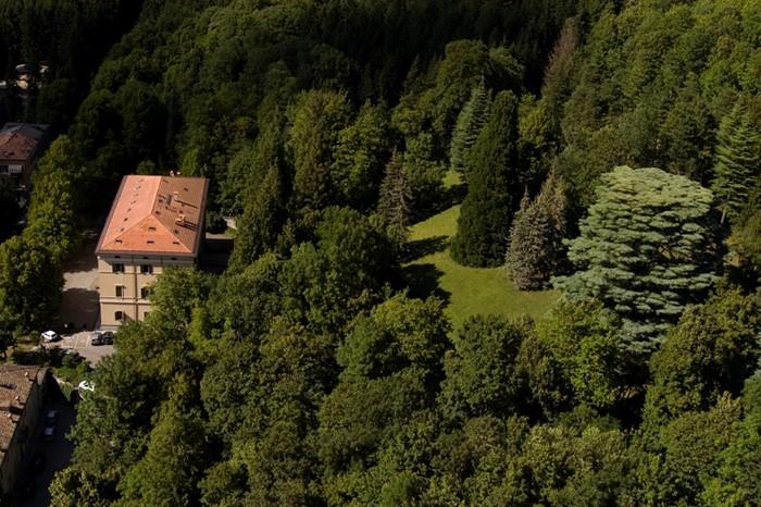 Cover Parco Ducale di Pavullo nel Frignano
