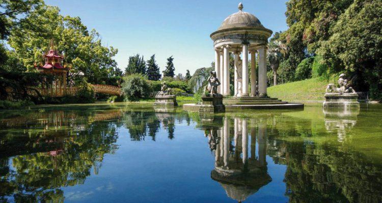 Cover Parco Storico di Villa Durazzo Pallavicini