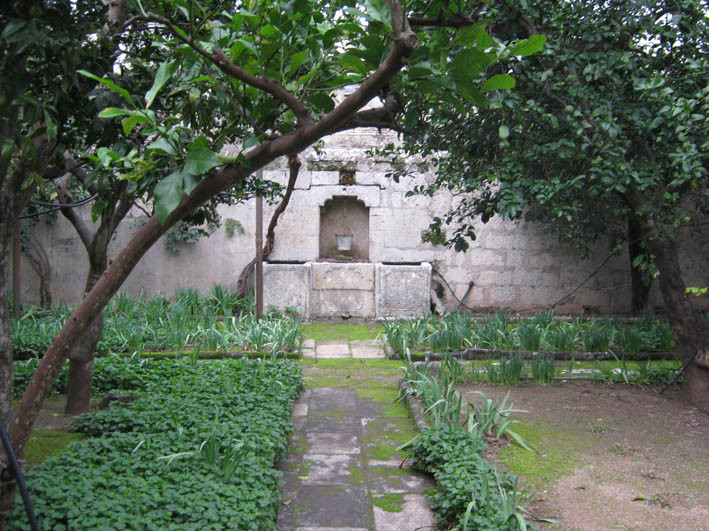 Cover Giardino di Palazzo Granafei