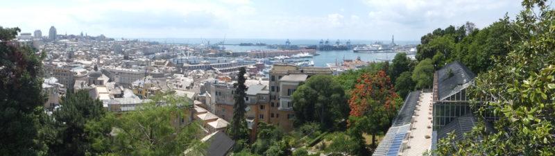 Cover Orto Botanico dell'Università di Genova