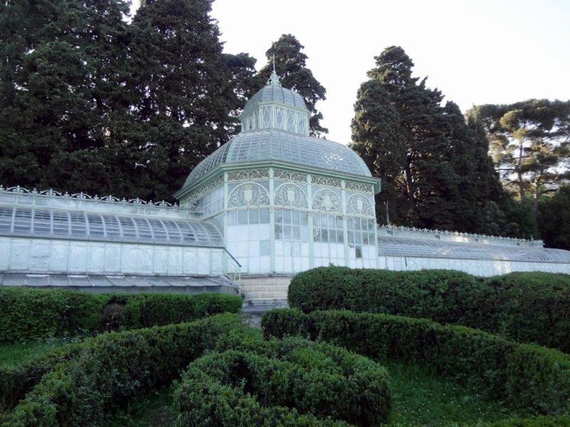 Cover Parco di Villa Negrotto Cambiaso