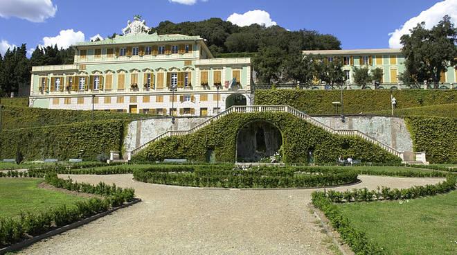 Cover Villa Brignole Sale