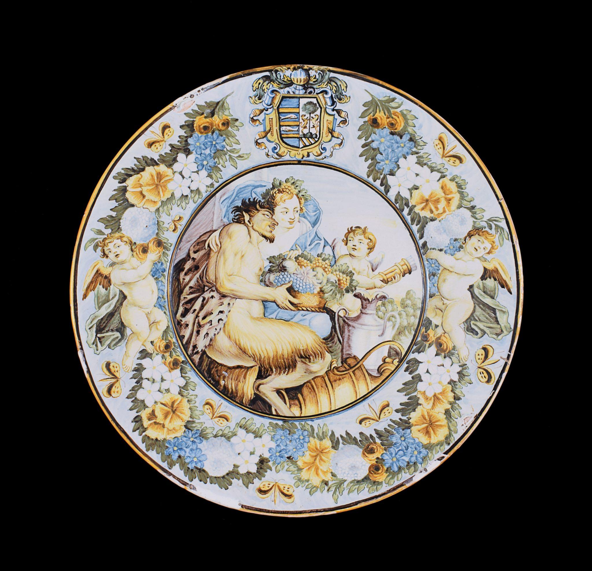 Cover Museo delle Ceramiche di Castelli e artigiani