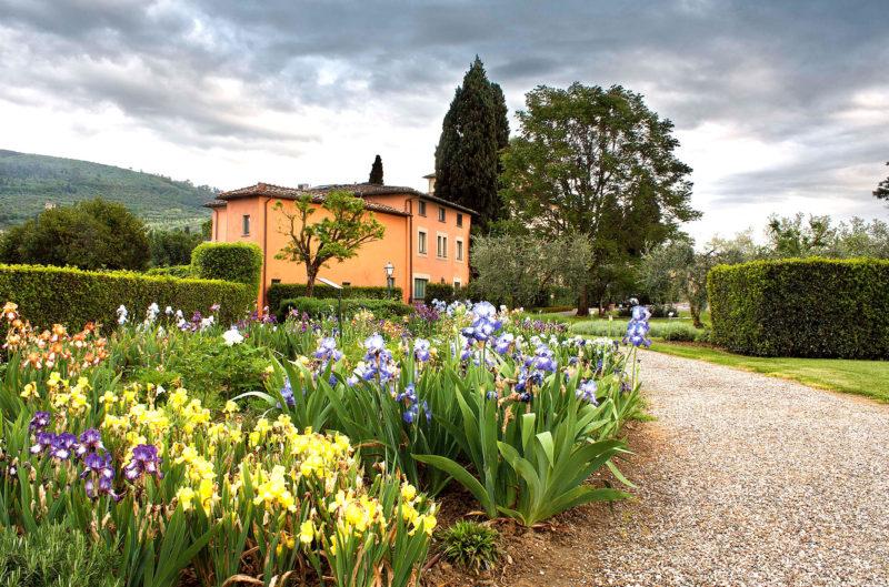 Cover Villa La Massa – Collezione di Iris