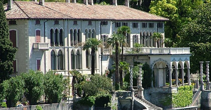 Cover Villa Monastero – Collezione di Ortensie