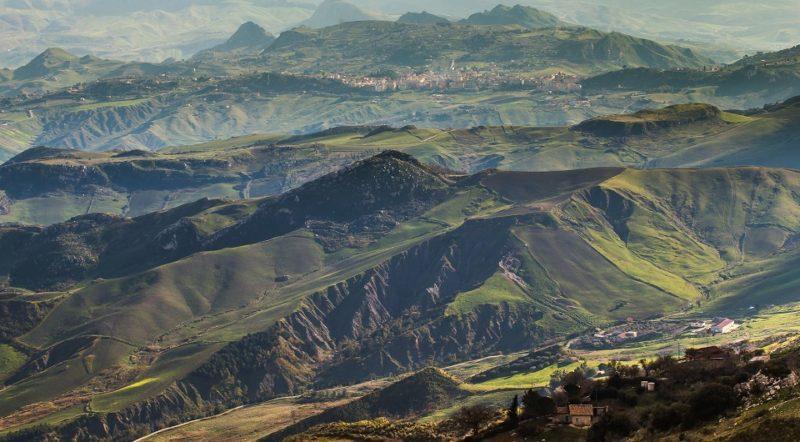 Cover Riserva Naturale Monte Cammarata
