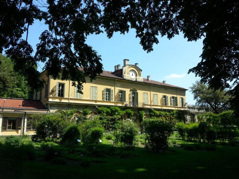 Cover Orto Botanico dell'Università di Torino – Collezione di cactus e succulente