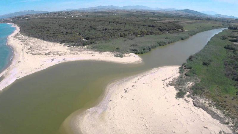 Cover Riserva Naturale Foce del fiume Platani