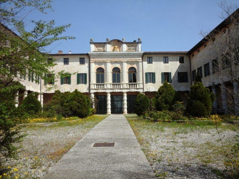 Cover Villa Costanza già Saibante-Monga