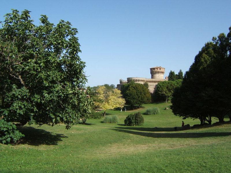 Cover Parco Archeologico 'Enrico Fiumi'