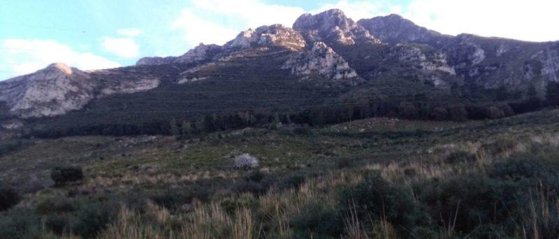 Cover Riserva Naturale Orientata Monte S. Calogero