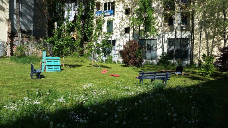Cover Giardino Condiviso di via Scaldasole