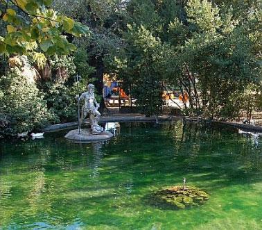 Cover Giardino comunale di Villa Frigerj
