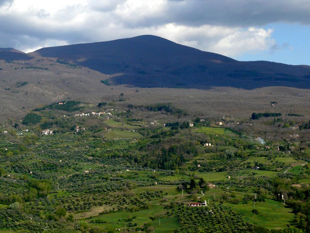 Cover Parchi e riserve naturali del Monte Amiata