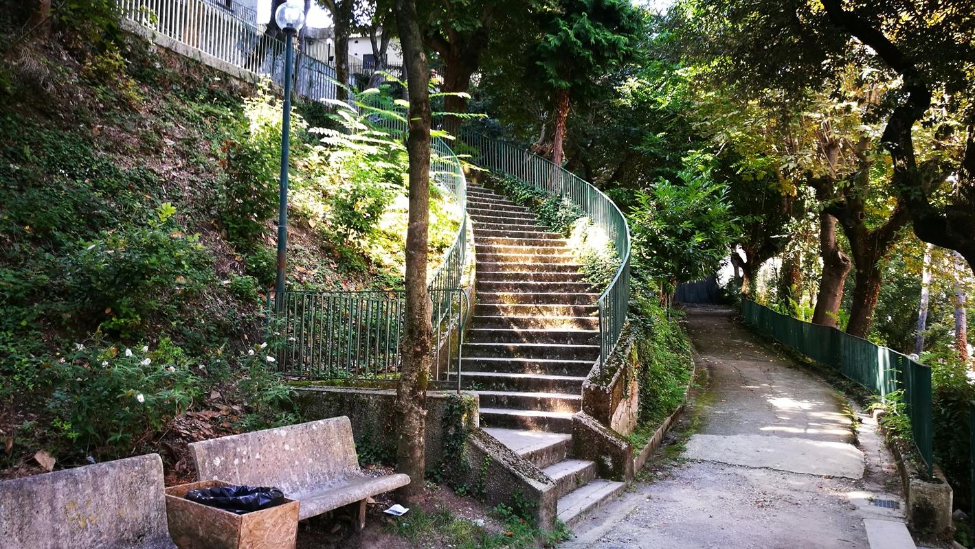 Cover Parco comunale di Villa del Prefetto