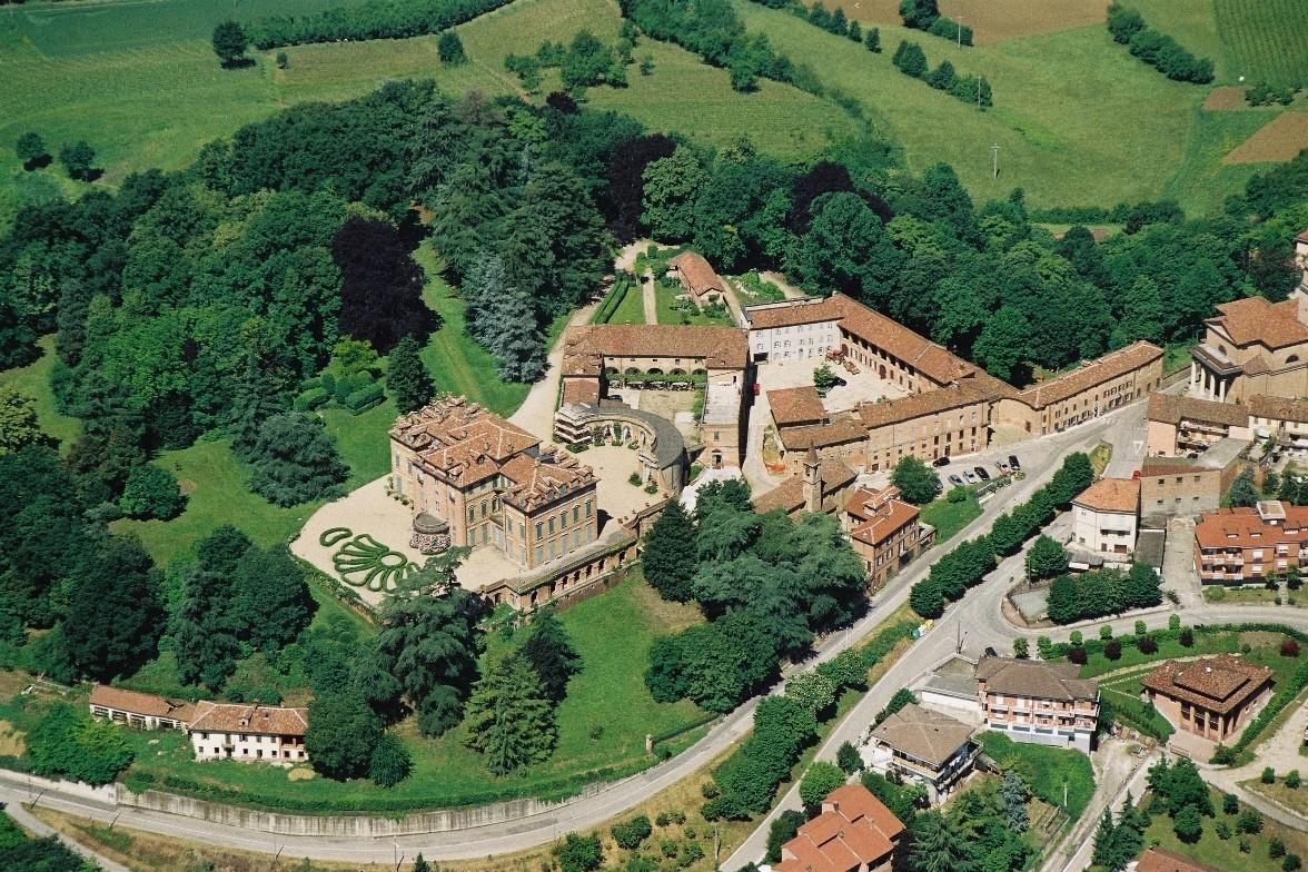 Cover Castello di San Martino Alfieri