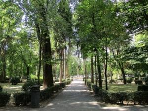 Cover Giardino Comunale di Villa Torlonia