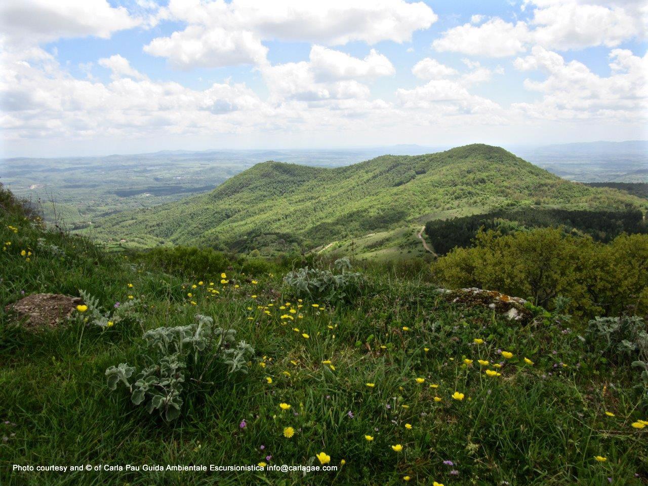 Cover Riserva Naturale Provinciale del Monte Penna