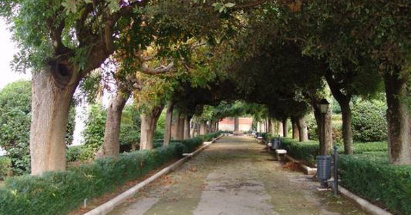 Cover Giardino di Villa Comunale di Ripacandida – Giardino Storico S. Francesco di Assisi