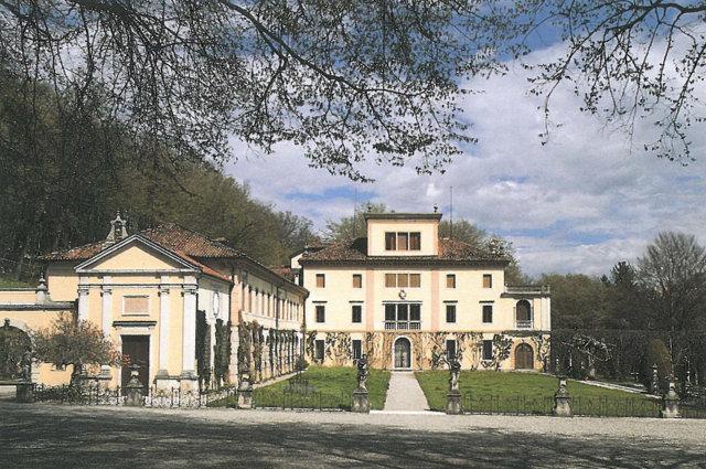 Cover Villa Pagani Gaggia