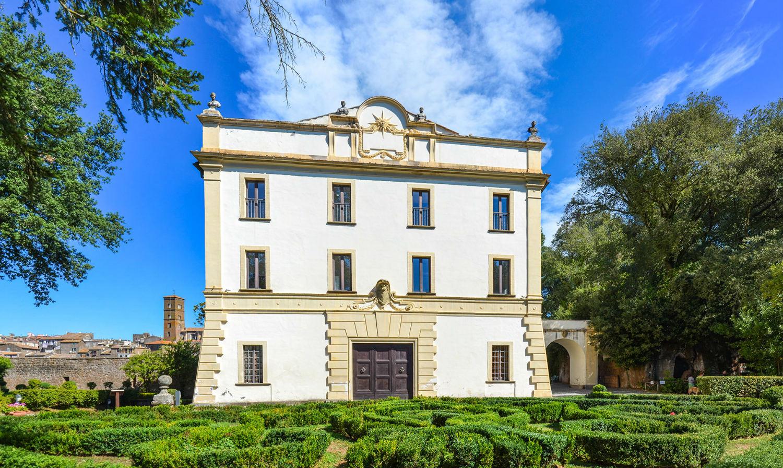 Cover Giardino di Villa Savorelli