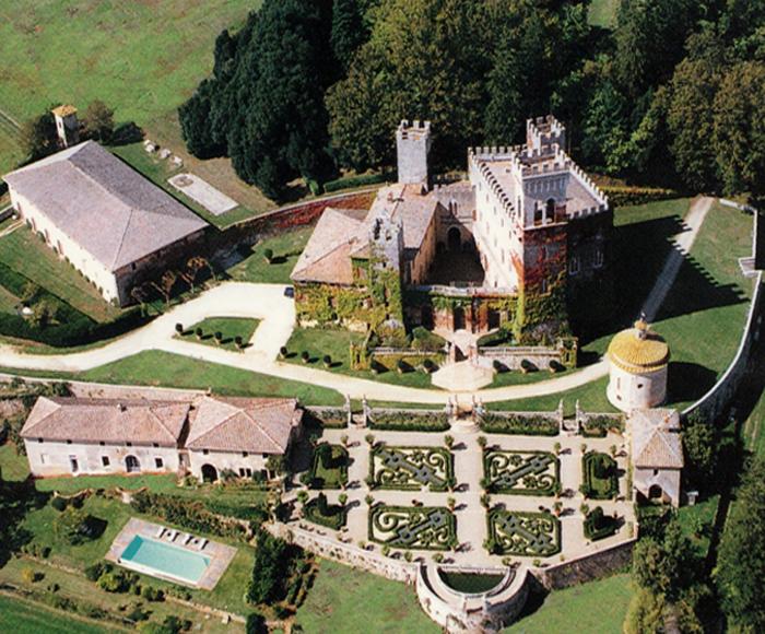 Cover Castello di Celsa