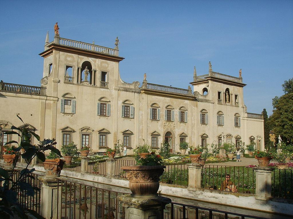 Cover Villa Guicciardini Corsi Salviati