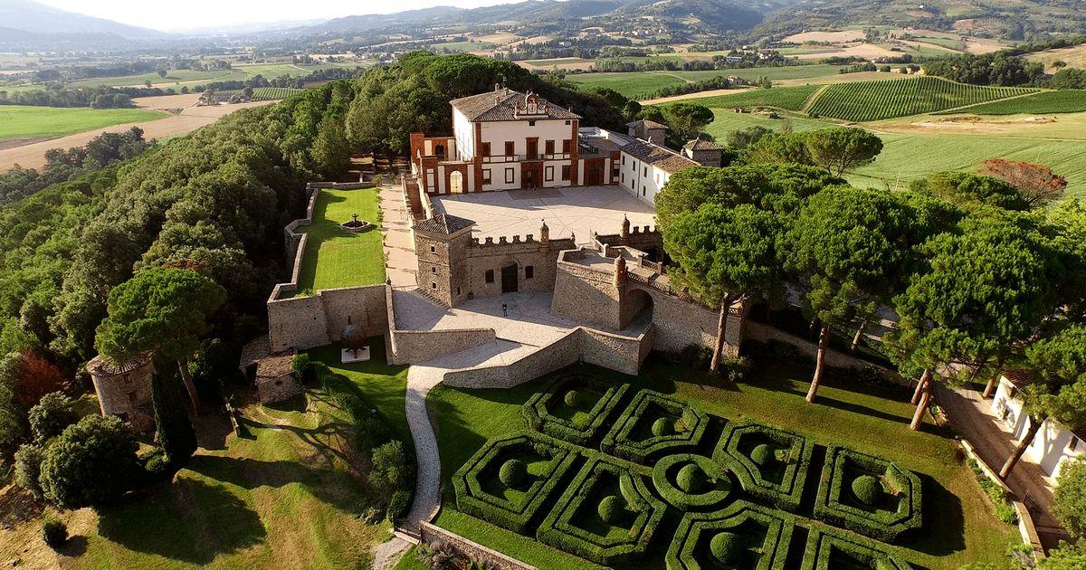 Cover Castello di Solfagnano