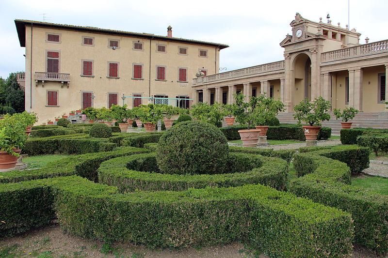 Cover Villa Caruso di Bellosguardo