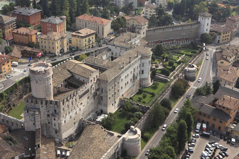 Cover Castello del Buonconsiglio