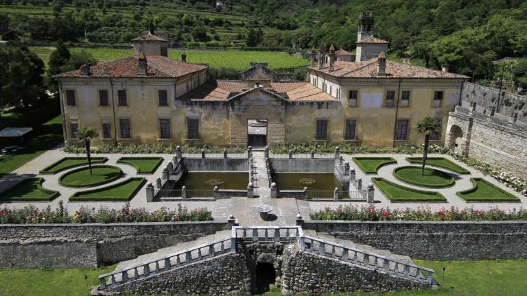 Cover Villa della Torre Allegrini
