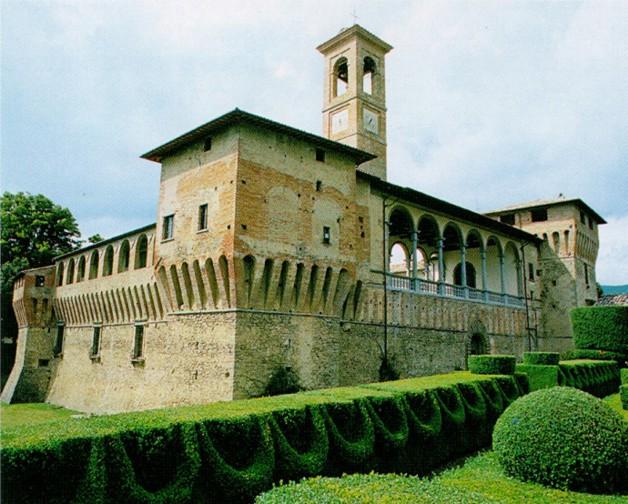 Cover Castello Bufalini
